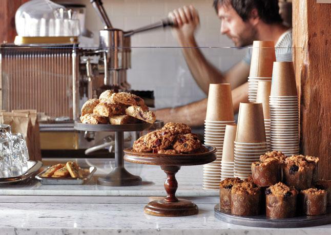 Как открыть свое небольшое кафе с кофе и булочками