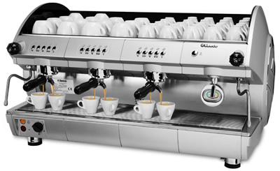 Где арендовать кофе машину для кофейни